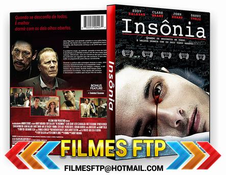 Insônia 2016 Dublado DVD-R