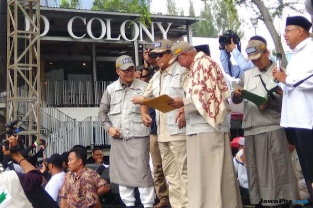 Jika Terpilih Jadi Presiden, Prabowo: Kita Tidak Perlu Impor Apa-Apa