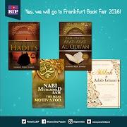 Perjalanan Buku Nabi Muhammad The Real Motivator (Dari Pencarian Jodoh hingga ke Frankfrut)