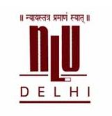 NLU Delhi Recruitment 2017, www.nludelhi.ac.in