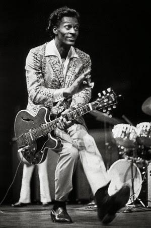 The Beatles Chuck Berry