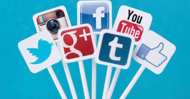 Uses of social media