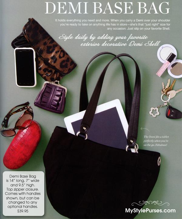The Miche Demi Base Bag