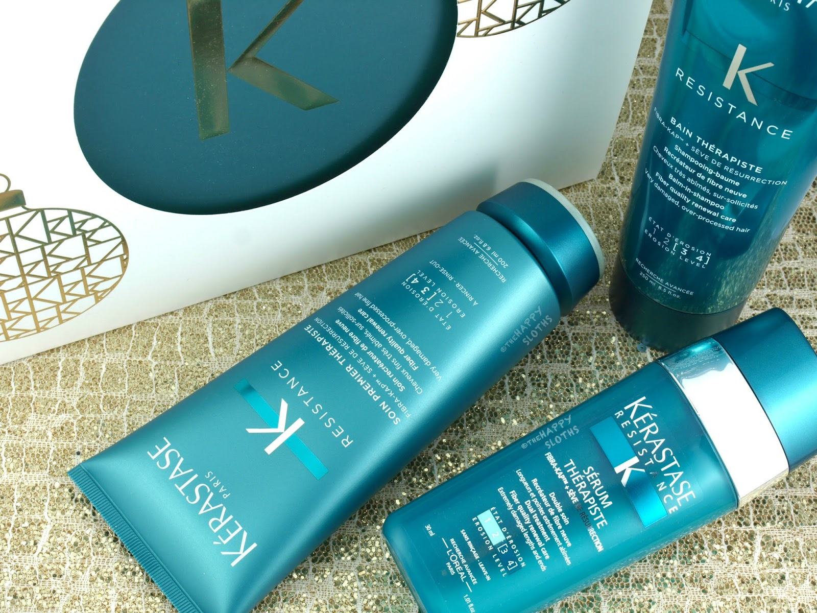 Kerastase Therapiste Holiday Gift Set