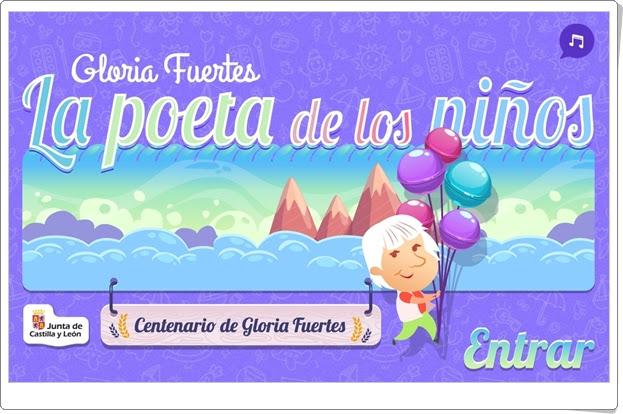 """""""Gloria Fuertes, la poeta de los niños"""" (Centenario de Gloria Fuertes)"""