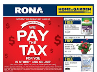 Rona Flyer valid May 13 - 19, 2021
