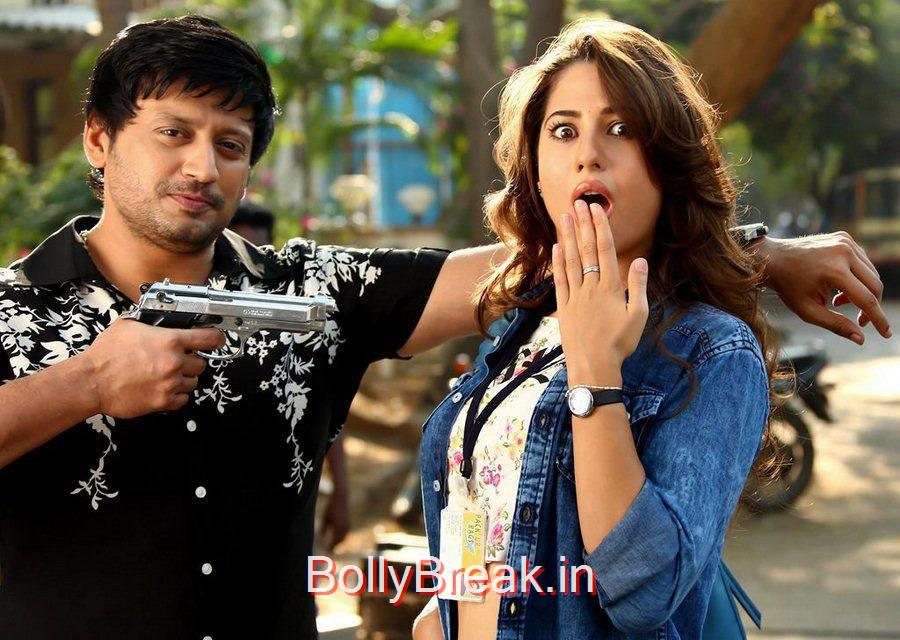 Prashanth-Saahasam Movie Images, Actress Amanda Nargis Fakhri Hot Pics In Saahasam Movie