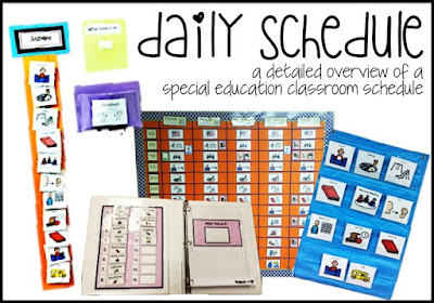 daily schedule a detailed overview the autism adventures of room 83