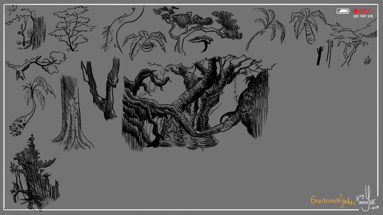 Environment Design Leonie S Art Blog