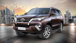 All New Toyota Fortuner Receives an Overwhelming Response