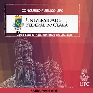 Apostila Concurso UFC do Ceará Assistente em Administração 2016