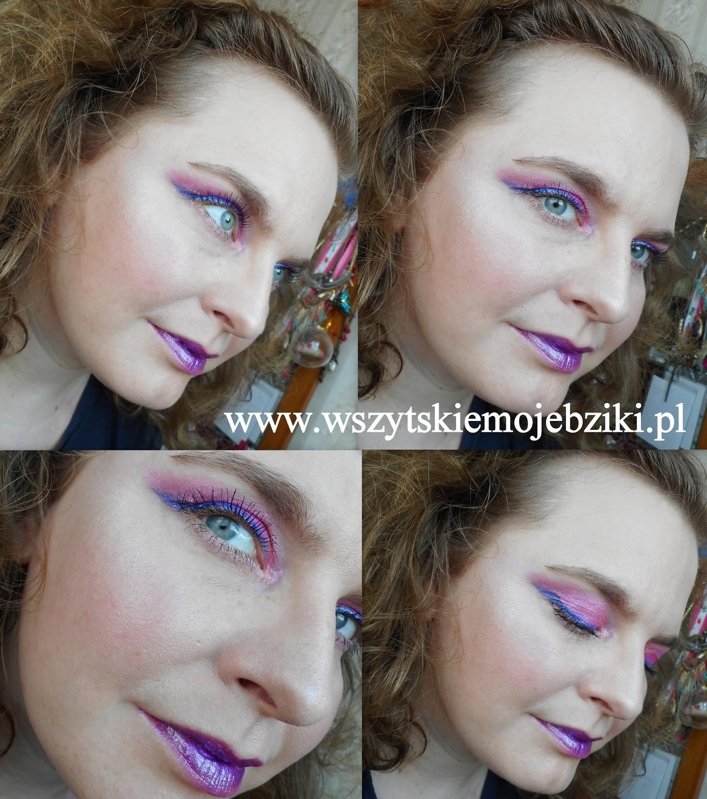 Makijaż Jednorożecunicorn Makeup Wszystkie Moje Bziki