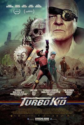 Turbo Kid 2015 DVD R1 NTSC Latino
