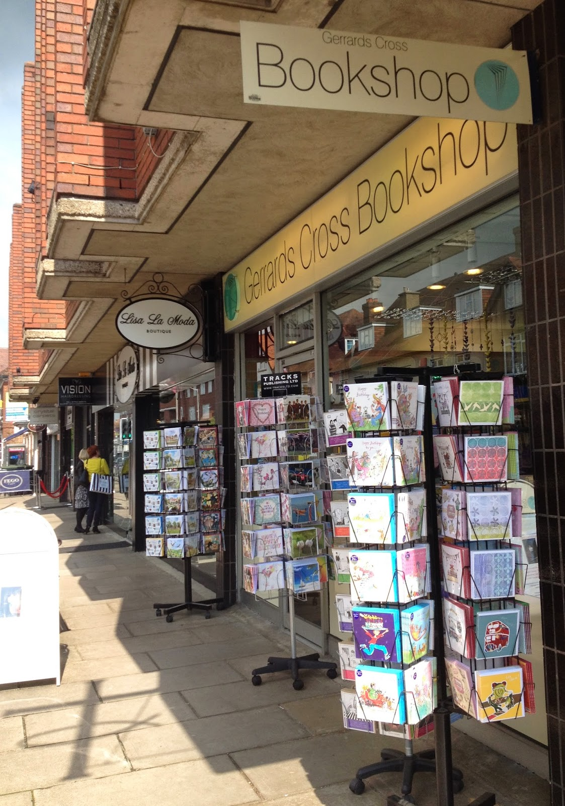 Gerrards Cross Bookshop The Bookshop Around The Corner The Perfect Gift