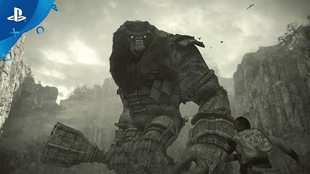 sukses besar di PS2, Shadow of Colossus kembali dihadirkan di PS4