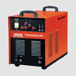 Hình ảnh máy hàn nhôm Jasic TIG 200 AC DC