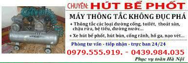 Thông tắc cống vệ sinh giá rẻ nhất tại Hà Nội