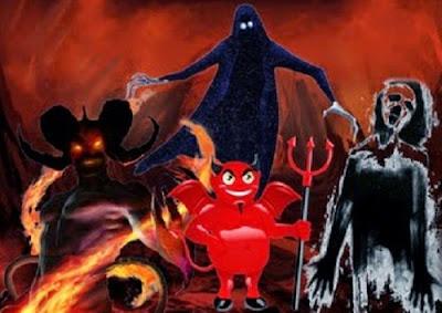 Perbedaan Jin, Setan dan Iblis