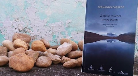 BLANCO Del ojo hasta la memoria. Donde el tacto, de Fernando Carrera | Daniel Medina
