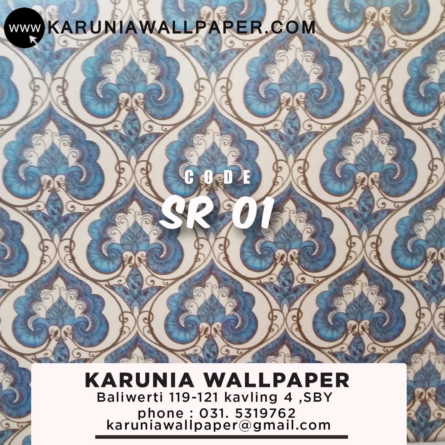 wallpaper dinding surabaya karuniawallpaper