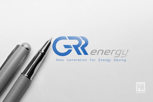 Energy logo tasarımı design geridönüşüm geri kazanım enerji