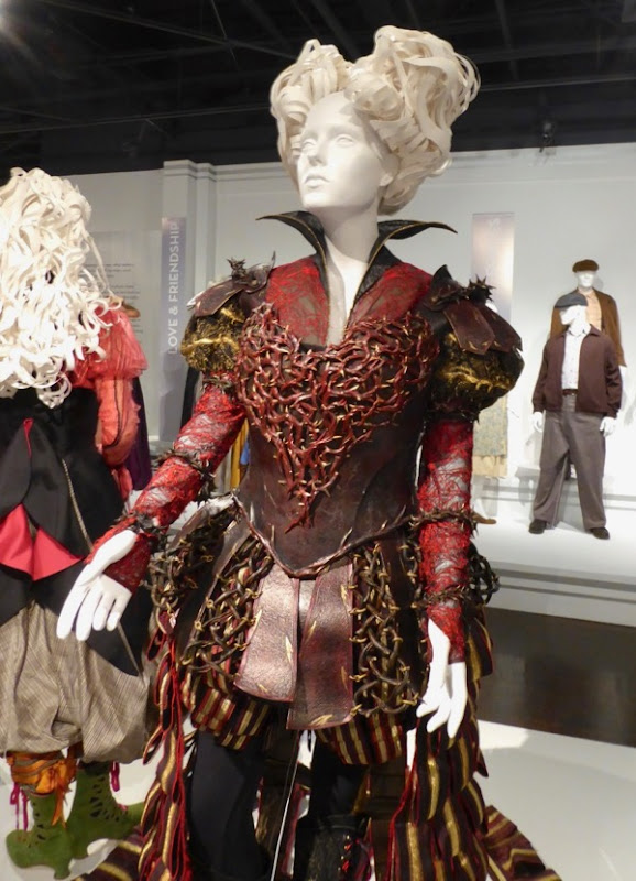 Alice Through Looking Glass Iracabeth costume
