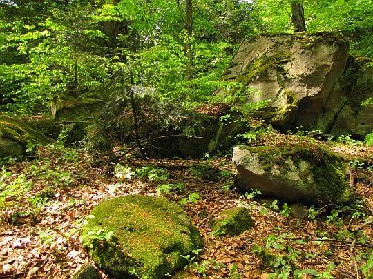 Kamień nad Kątami.
