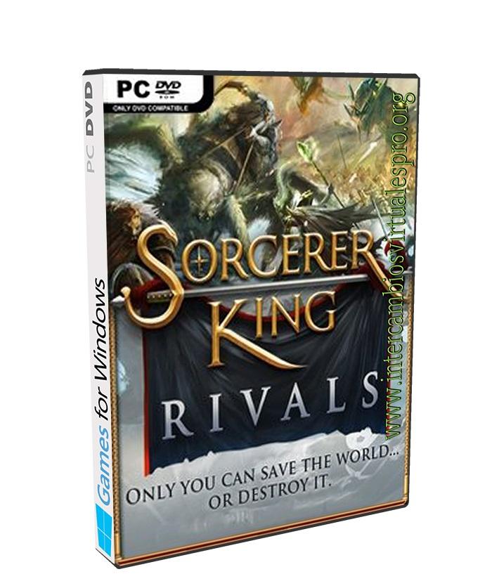 Sorcerer King Rivals PROPER poster box cover