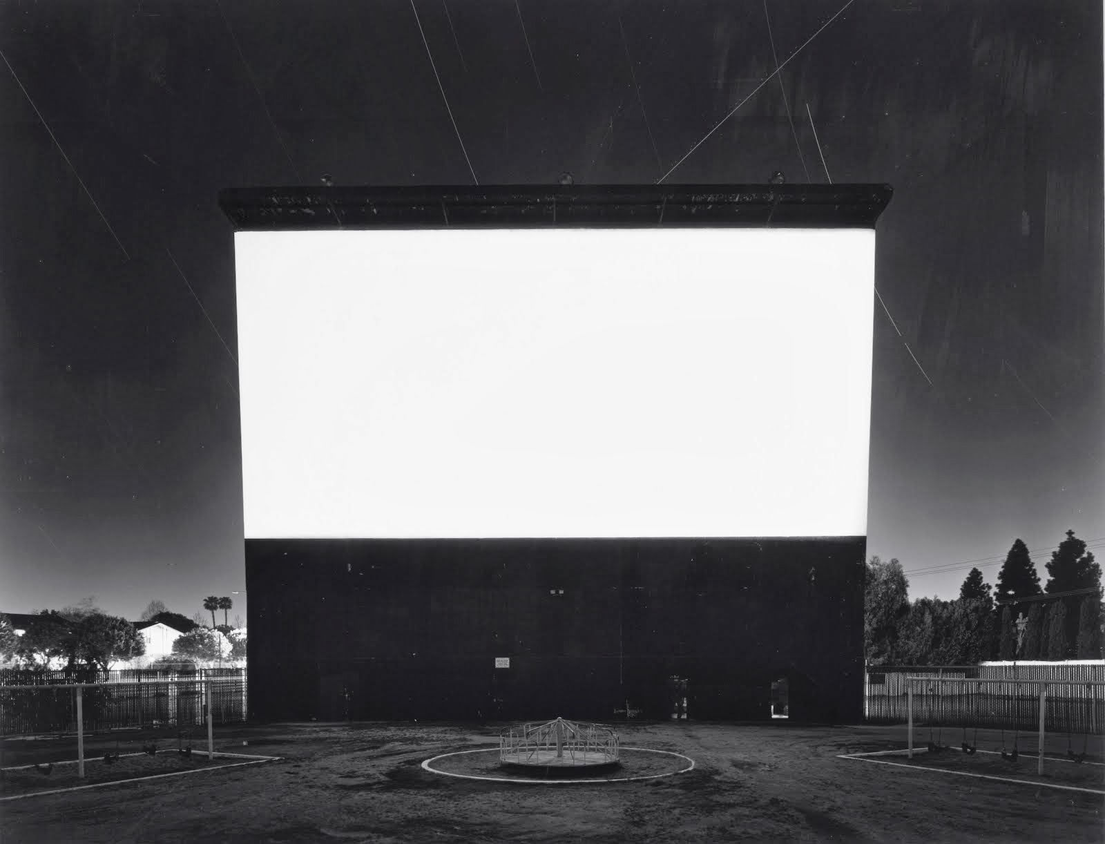 Hiroshi Sugimoto. Theaters. Photography | Fotografía