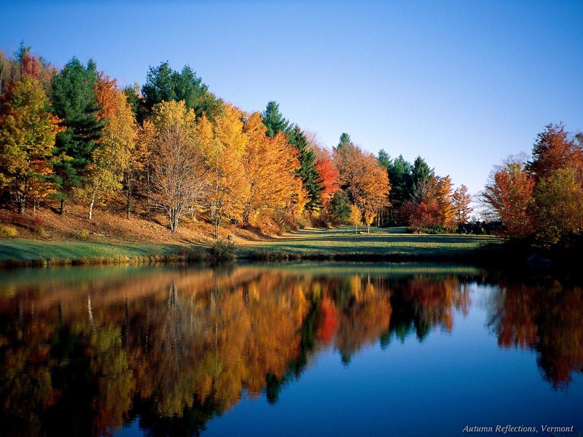 vermont in autumn hd wallpaper - photo #14
