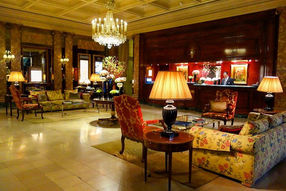 Hotel Westminster Paris Opera