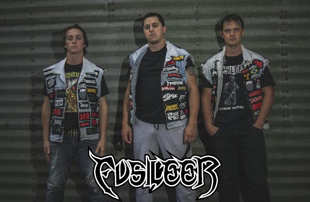 Fusileer: banda é confirmada ao lado de Attomica no 'Affliction Fest 5'