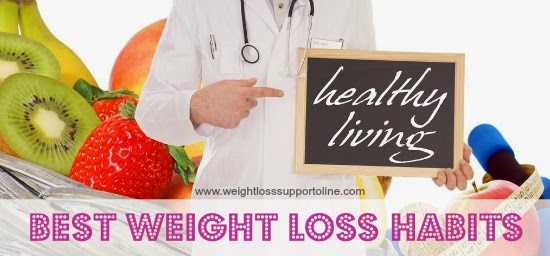 What to lose weight? Adopt these 6 habits that help with weight loss and healthy lifestyle. Keep it off!