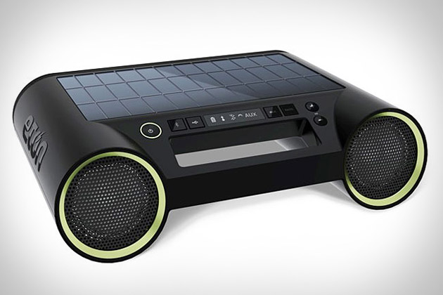 15 Cool And Innovative Solar Powered Products Part 2