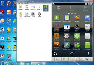 Aplikasi YouWave - Emulator Android Untuk PC