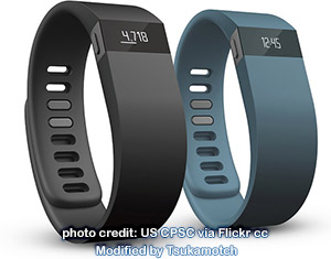 Fitbit Recalls Force Activity-Tracking Wristband