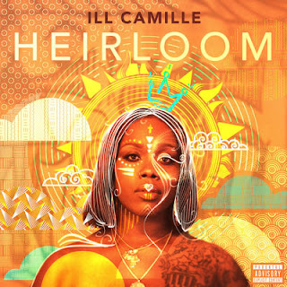 Ill Camille - Heirloom - Album Download, Itunes Cover, Official Cover, Album CD Cover Art, Tracklist