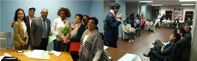 Club Demócrata en Norte de Manhattan comienza registración de firmas  para contiendas locales