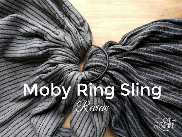 Moby Ring Sling Cloth Diaper Revival