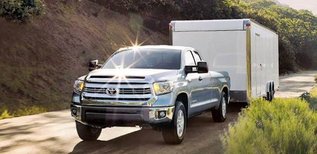 2017 Toyota Tundra Specs and Redesign