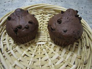 Moelleux double chocolat et vanille