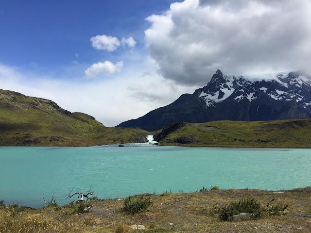 Vista Cascada del Salto Grande