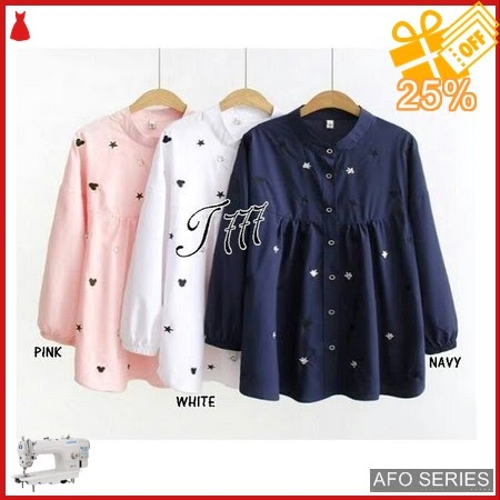 AFO096 Model Fashion Hem Babol 3Color LD 90P Murah BMGShop