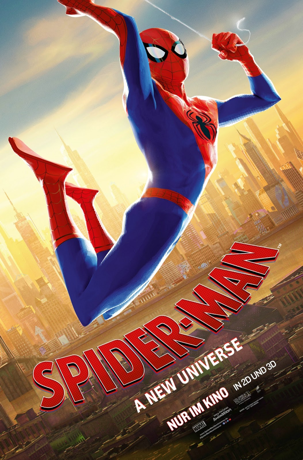 Spiderman A New Universe Movie2k