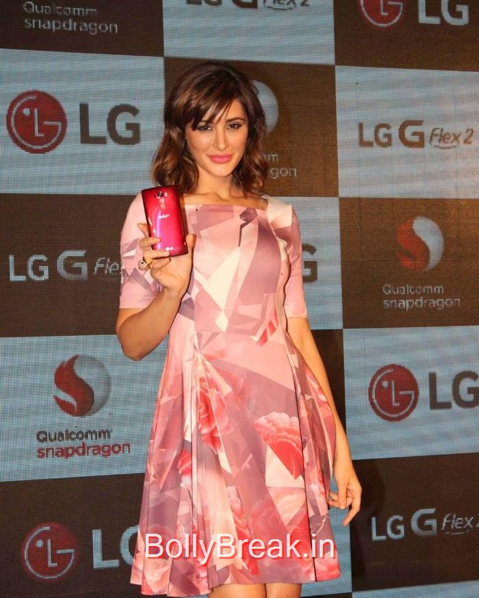 Nargis Fakhri, Hot HD Pics of Nargis Fakhri From Launch Of  LG G Flex 2 photos