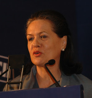 Sonia Gandhi overcame her reluctance to become a major figure in Indian politics