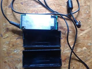 bongkar casing charger