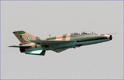 Innoson signs deal with Nigerian Air Force to produce parts for Fighter jets