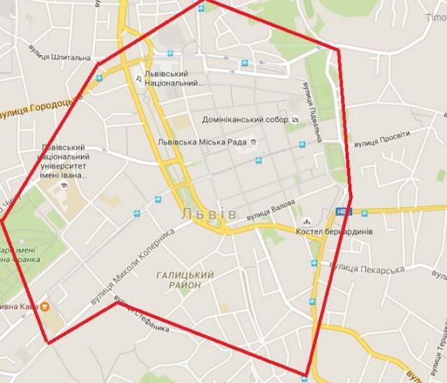 Точки доступу до безкоштовного Wi-Fi називаються Lviv Volia Wi-Fi