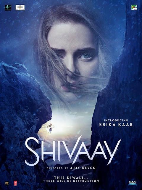 Erika Poster Shivaay